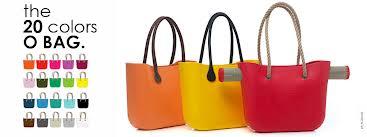O bag colours