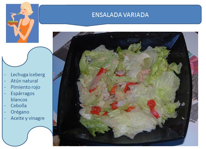 ensalada variada