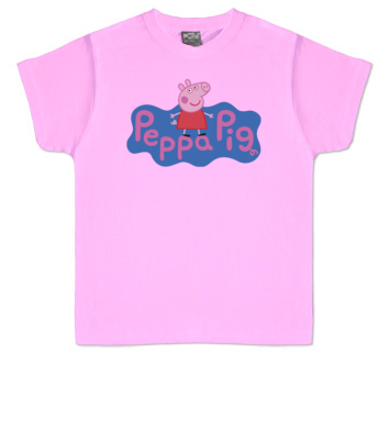 Camiseta infantil Pepa Pigg