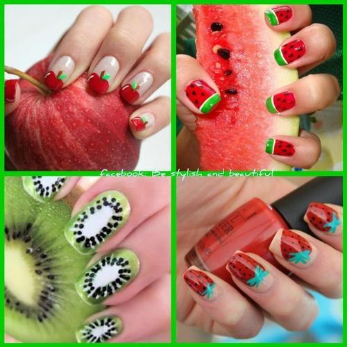frutas de Anne
