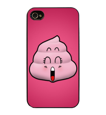 Funda Iphone caca Arale