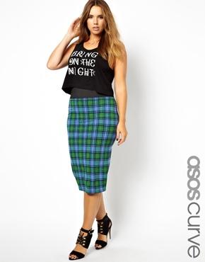falda tubo de ASOS