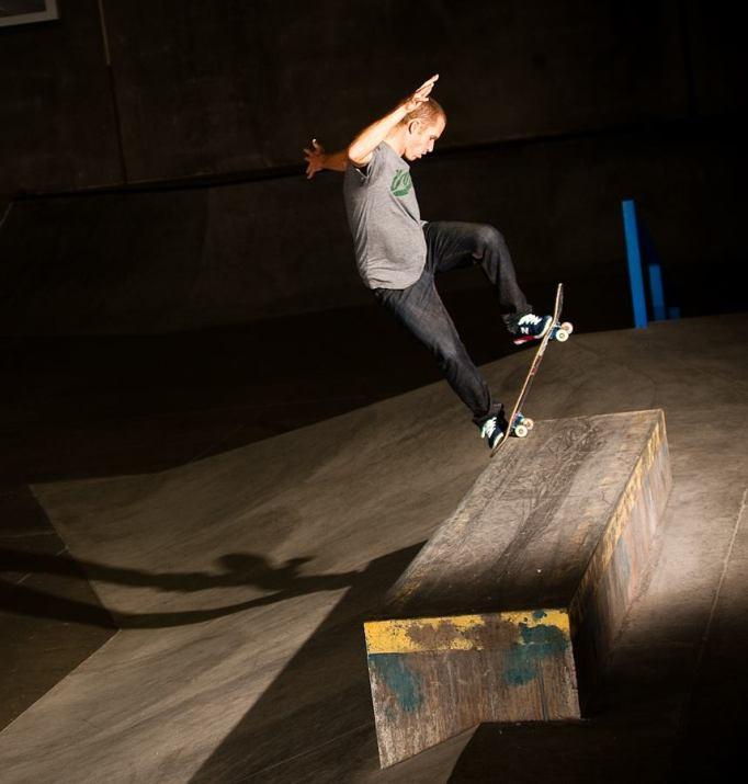 New Balance patinete