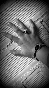 pulsera y anillo unode50
