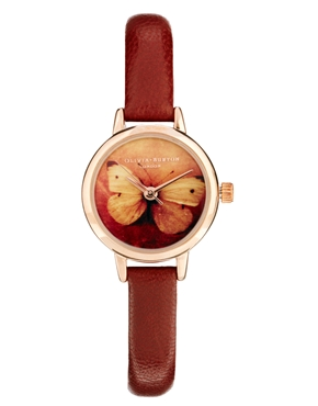 Asos Reloj Mariposa