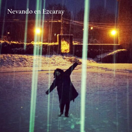 Ezcaray nevando