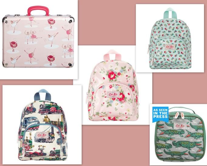 bolsas para niños