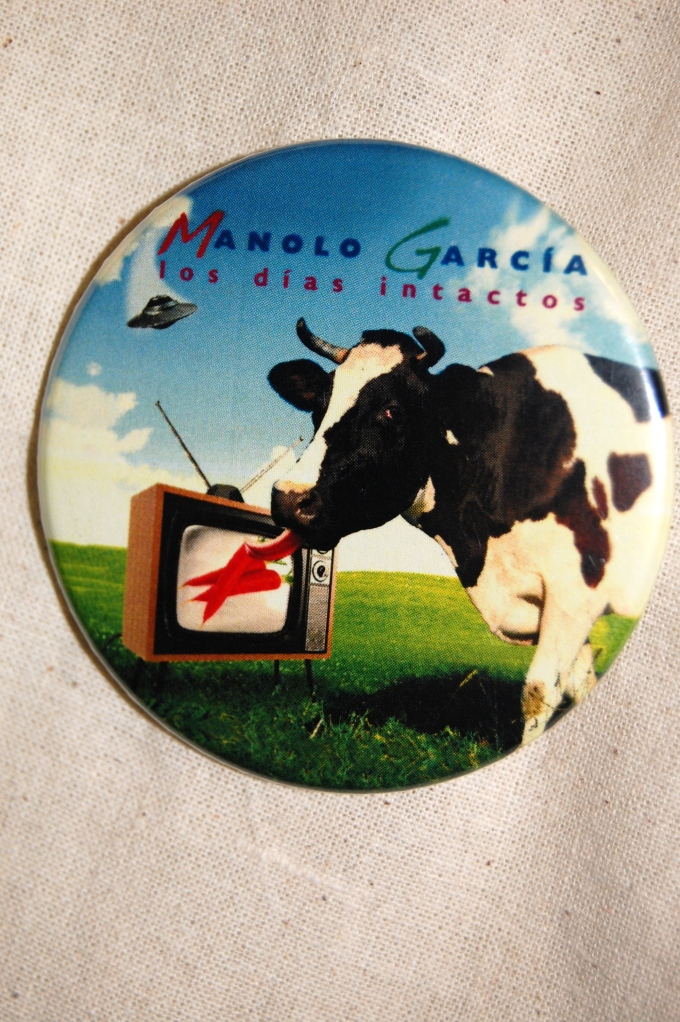 chapa Manolo Garcia