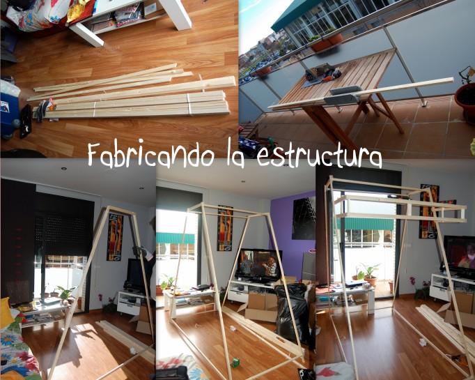 preparación estructura