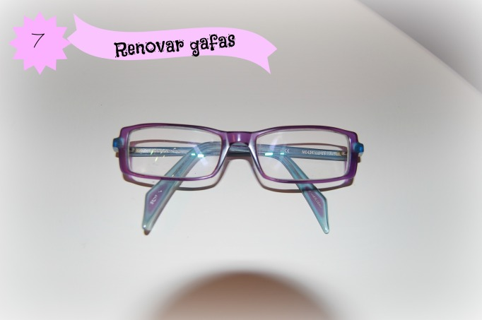 renovar gafas