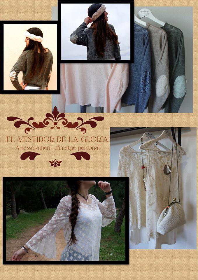 El vestidor de la Gloria