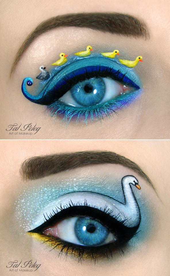 eye art patos