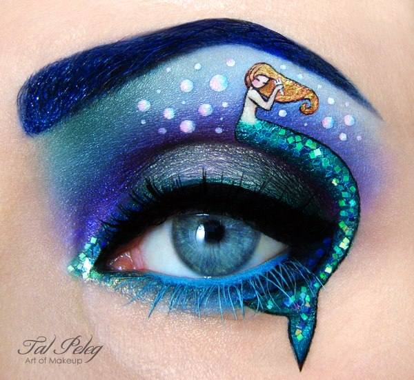 eye art sirenita