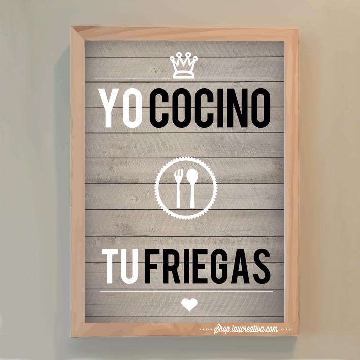 Frases laminadas trioenblog - Laminas para cuadros de cocina ...