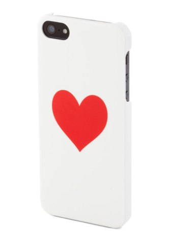 Modcloth funda corazon iphone4