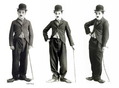 Charlot de Charlie Chaplin