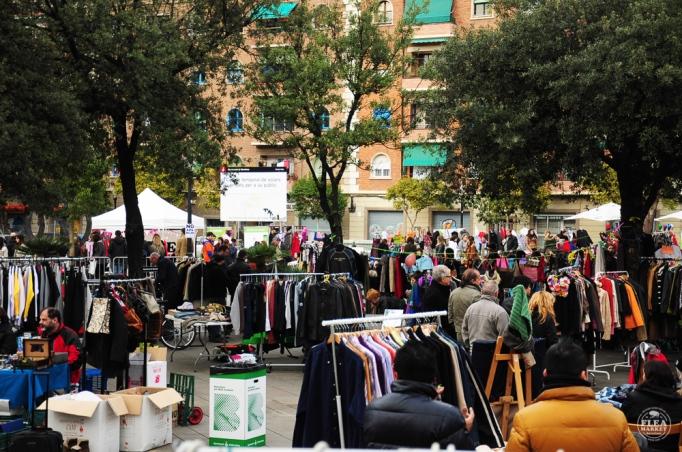 Flea Market BCN mercadillo