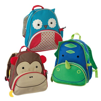 mochilas animales