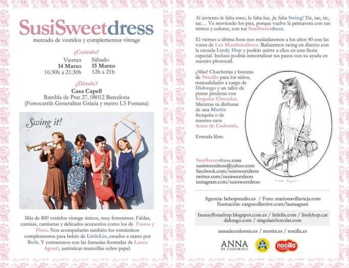 Susi Sweet Dress Market