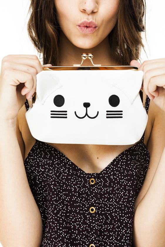 bolso gato de Asos