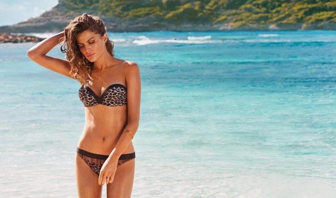 Calzedonia 2014 bikini leopardo