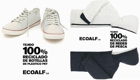 Ecoalf recicla