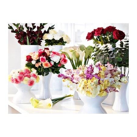 Ikea flores varias