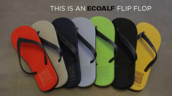 sandalias flip flop Ecoalf