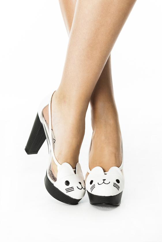 zapatos gato de Kling