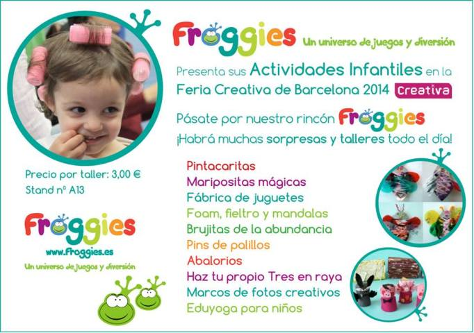 Creativa Froggies