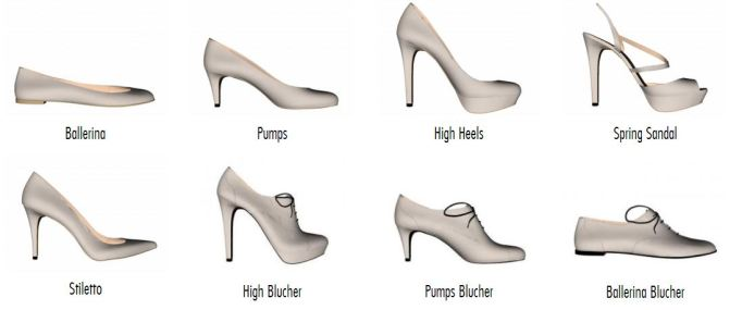 Diseña tus propios zapatos