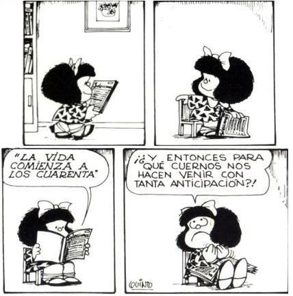 mafalda los 40