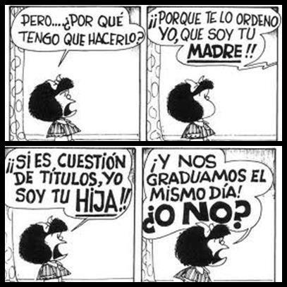 mafalda hija