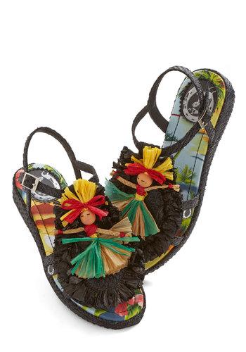 sandalias hawaianas Modcloth