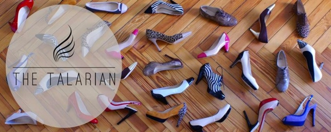 the talarian shoes