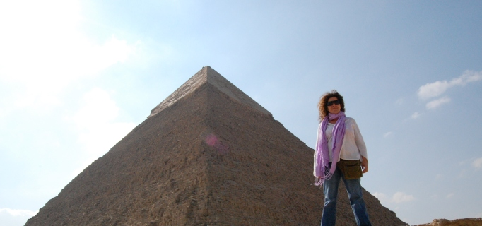 riñonera en Egipto