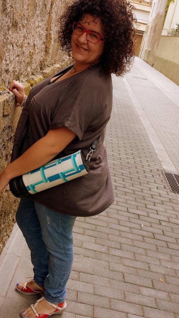 Bolso tubo Custo Barcelona