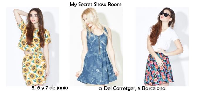 My Secret Show Room