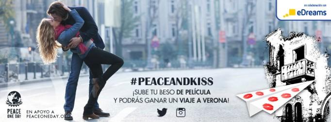 #peaceandkiss