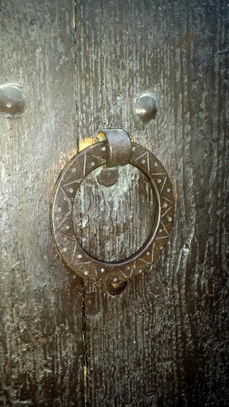 aldaba puerta