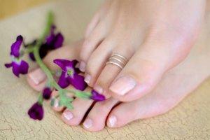 aros dedos pie