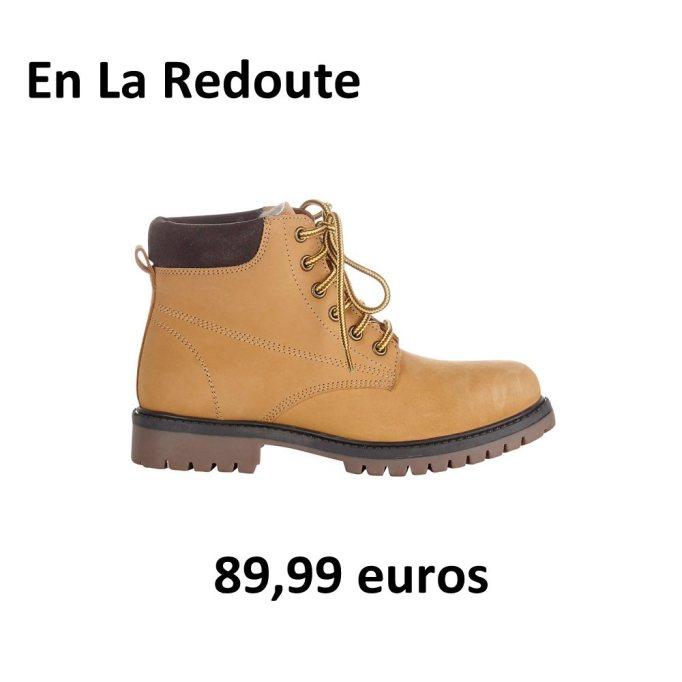botas de La Redoute