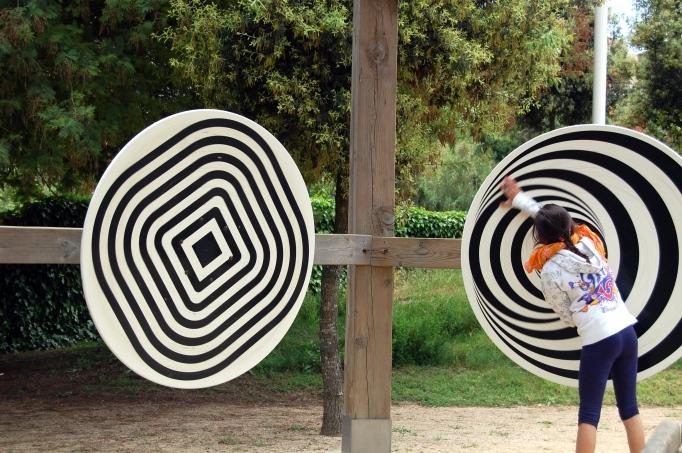 juegos parque francesc macià
