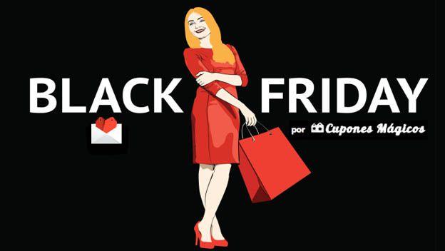 Black Friday cupones mágicos