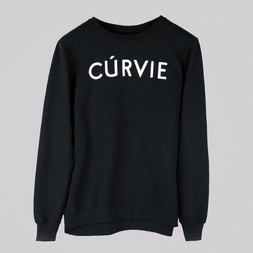 camiseta plus size curvie