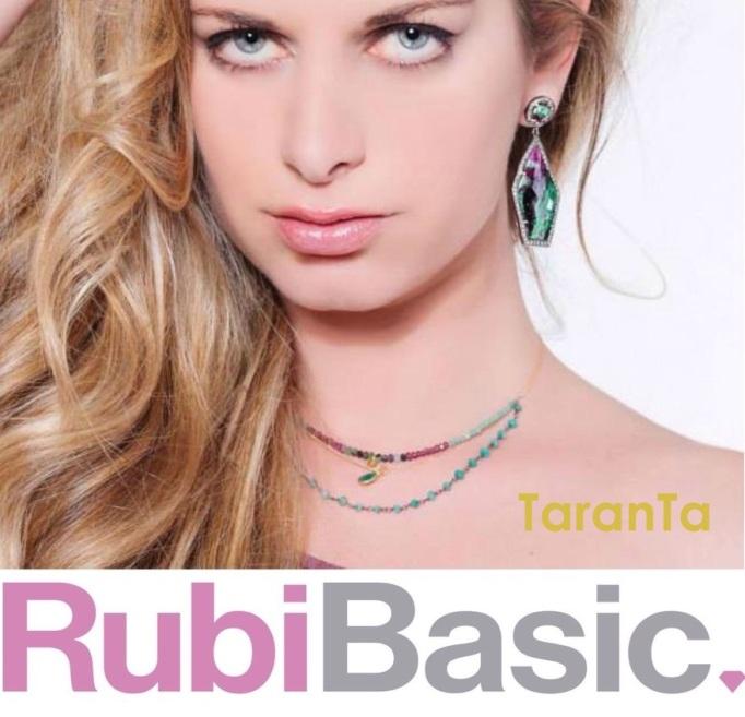 Taranta joyas en Rubi Basic
