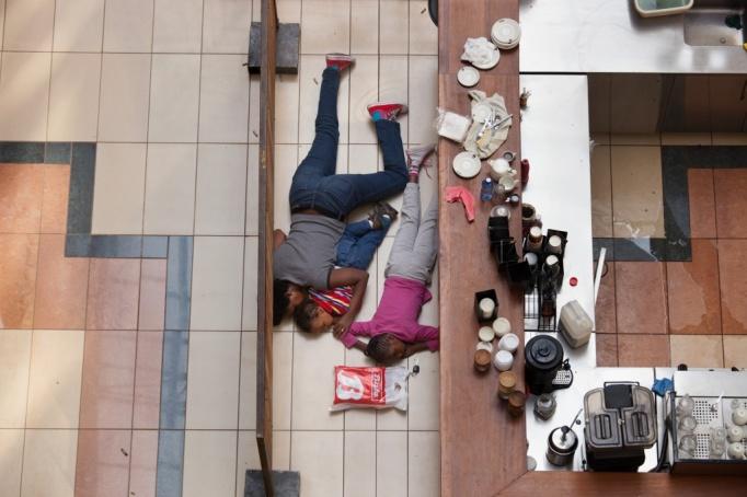 Massacre at westgate mall in Kenya