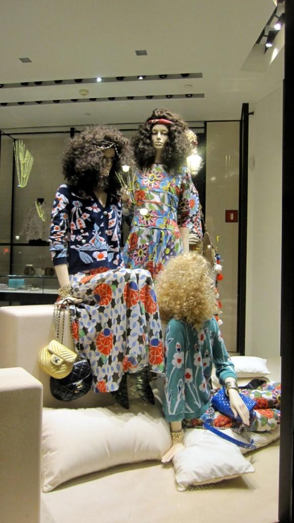 vestidos hippies