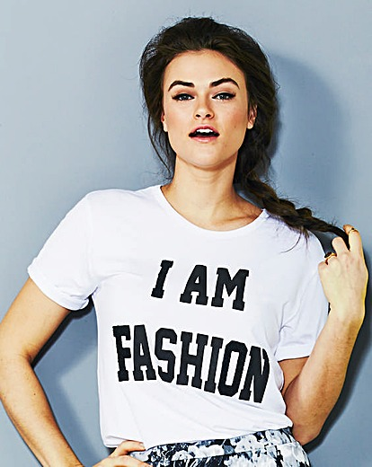 camiseta I am fashion