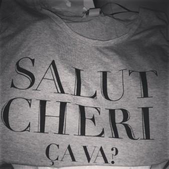 camiseta salut